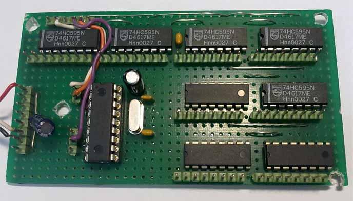 OSc-64 outputs / Casper Schippers