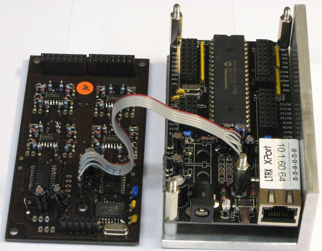 OSC-CV board