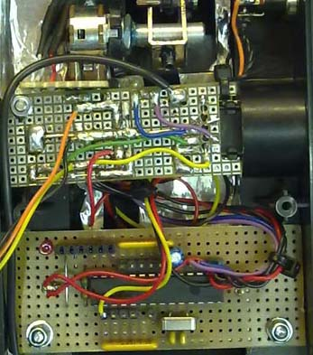 Volume pedal - OSC (Ipson) / Lex