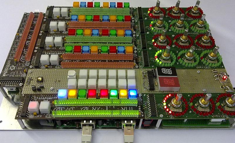 Multi ipson64 controller / Tom Srugo
