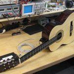 OSC guitar / Hugo Morales