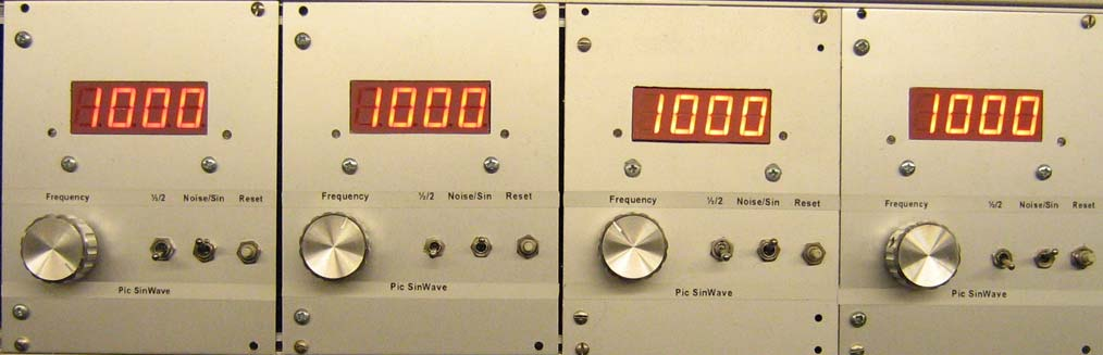 Multiple Analogue modules with Ipson tech